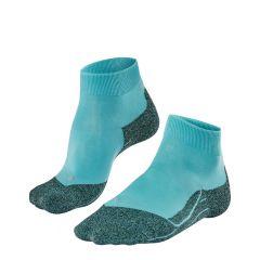RU4 light halfhoog dames turquoise