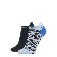 dames leopard sneaker 2-pack multi