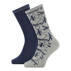 ck jeans 2-pack blauw & grijs