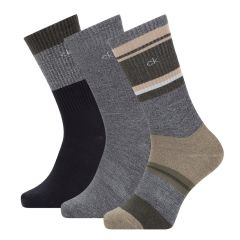 sustainable casual 3-pack multi