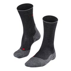 TK2 wool silk heren grijs