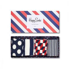 stripe giftbox 4-pack