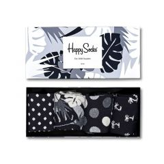 black & white giftbox 4-pack III