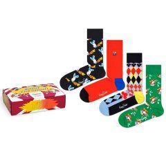 circus giftbox 4-pack multi