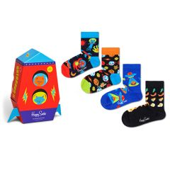 kids space giftbox 4-pack multi
