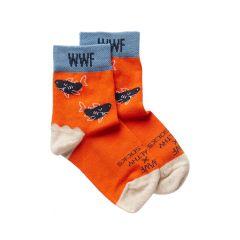 kids shark oranje (WWF)