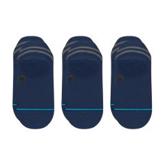 casual gamut 2 footies 3-pack blauw