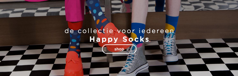 Happy Socks - de collectie voor iedereen