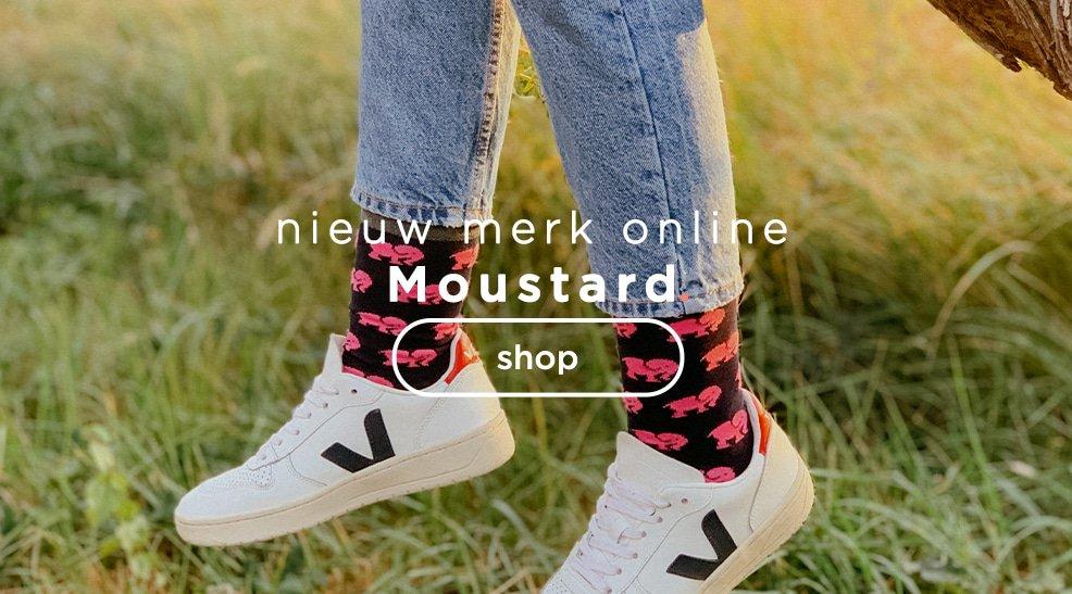 nieuw merk - Moustard